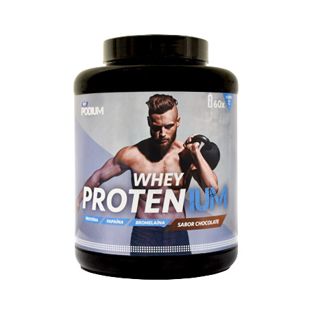 Whey Protenium Chocolate 1800gr